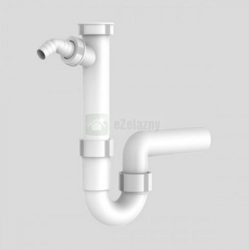 Abu Plast półsyfon do zlewów gospodarczych Abusanitair 3120400